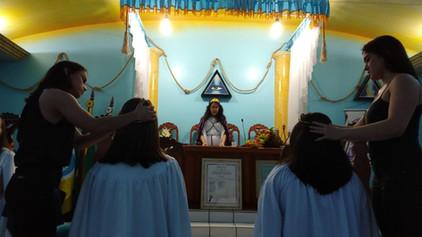 Bethel Anjos da Luz Nº 05 de Rolim de Moura patrocinado pela GBLS Thêmis e Ágora Nº 20, realiza a In