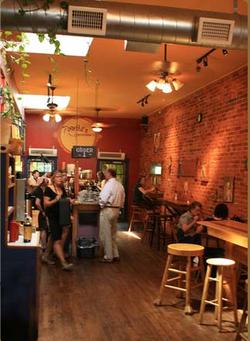 Rosetta's Kitchen and Buchi Bar
