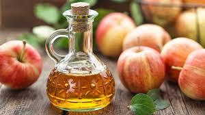 Apple cider vinegar for pet odors