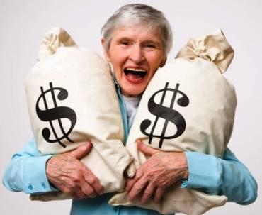 Happy Person saving money on flea meds