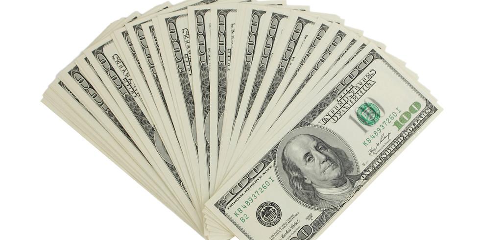 $500 SHOW ME THE MONEY - IRON SIGHTS, 10 ROUND MAGAZINE MAX