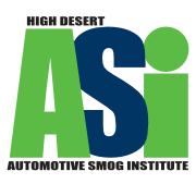 High Desert ASI