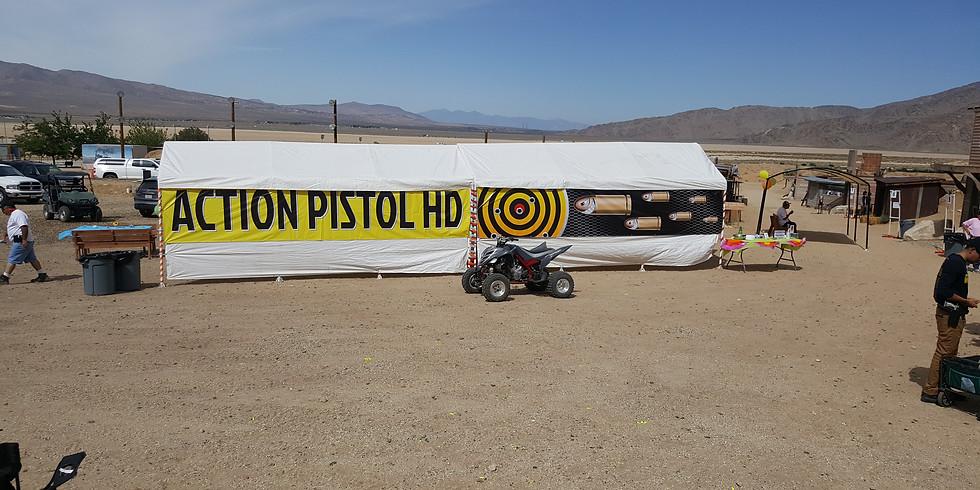 Action Pistol High Desert - John Venards Fathers Day Shoot
