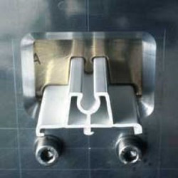 extruded part
