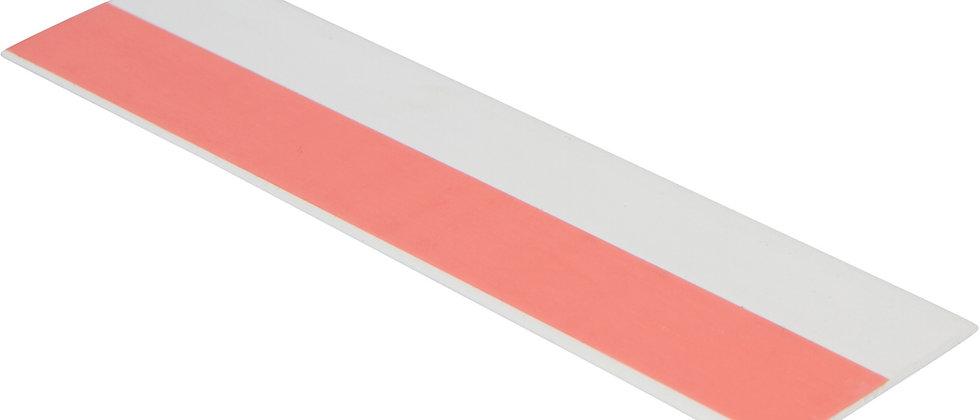 """1.5"""" Flat Trim Rigid PVC"""