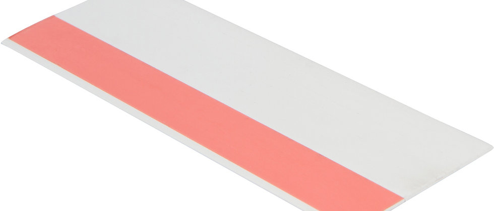 """2.25"""" Flat Trim Rigid PVC"""