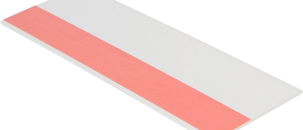"""2"""" Flat Trim Rigid PVC"""