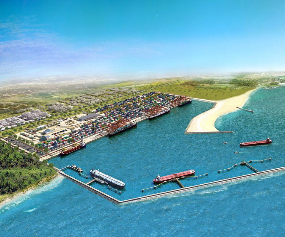 Construction Of Lekki Deep Sea port to commence in April – Ambode