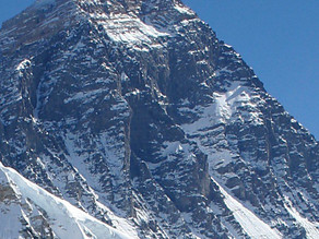 The Three Faces of Everest
