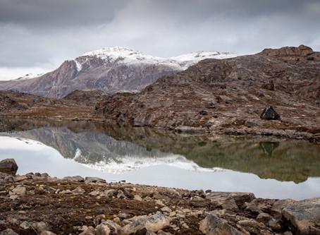 Tasiusaq, Greenland: Lots of Vegetation!