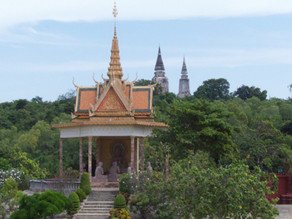 A Lesson in Meditation: Vipassana Dhurak Buddhist Centre of Cambodia