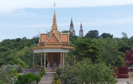 A Lesson in Meditation: Vipassana Dhurak Buddhist Centre of Cambodia