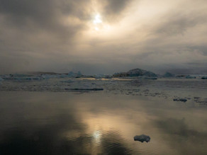 Ilulissat and Ilimanaq: The Unexpected Guests
