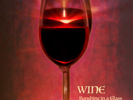 Journey at Home: Photographing a Wine Glass