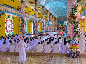 Cao Dài Temple: The Great Religion of the Third Period of Revelation and Salvation