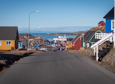 Sisimiut: Muskox Burgers, a Polar Plunge, and the Aurora