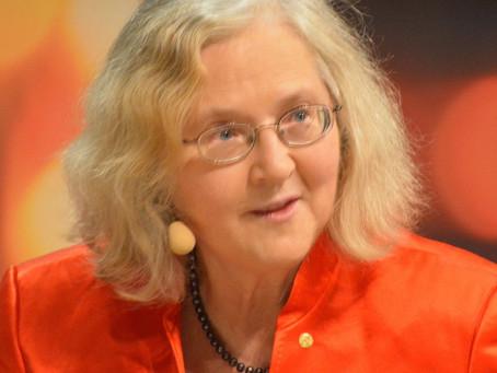 Adventures at the Ends of Chromosomes: Elizabeth Blackburn to Speak at STARMUS 2016