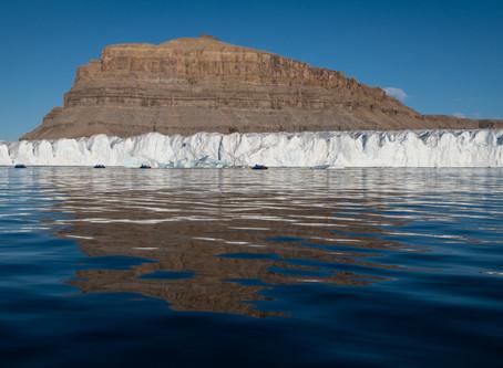 Dorest Glacier and More Bears