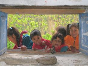 A Schoolhouse in Peru