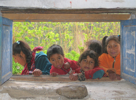 A Schoolhouse in Peru