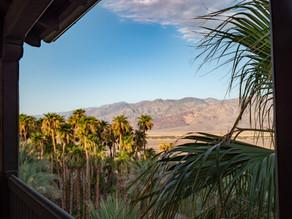 Death Valley at 117º F