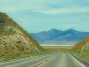 From the Loneliest Highway to the Most Populous State