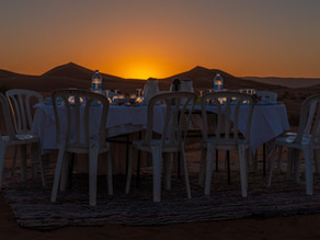Sahara Sunrise Breakfast