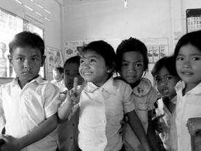 Disrupting a School Day in Cambodia