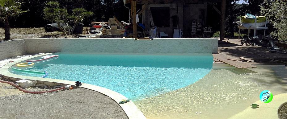 Paysages et piscines piscines formes libres for Piscine et paysage
