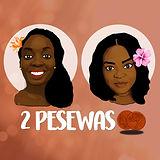2 Pesewas