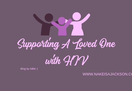 Supporting a loved one with HIV