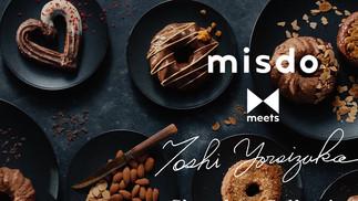 misdo meets Toshi Yoroizuka