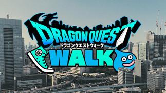 「ドラゴンクエストウォーク」発表PV