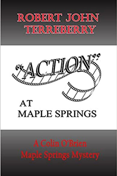 Action at Maple, Book 3 in the Maple Springs Mystery Series