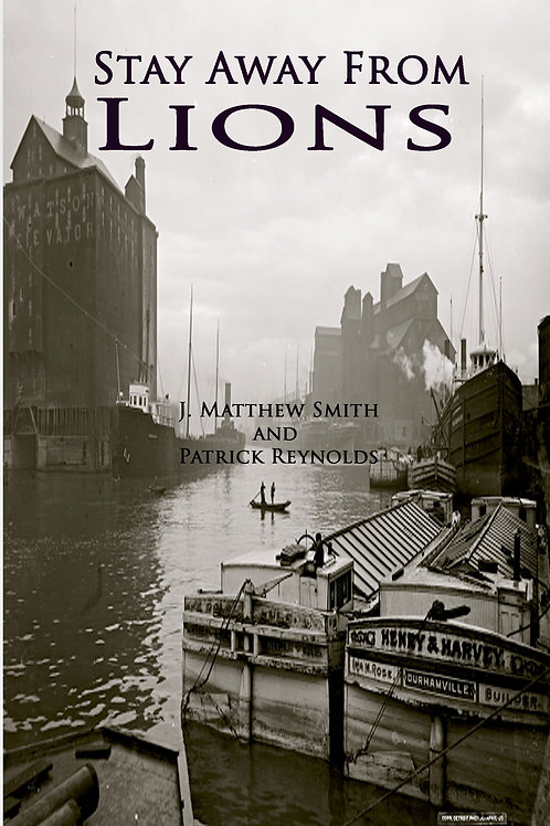 Stay Away From Lions by Smith and Reynolds