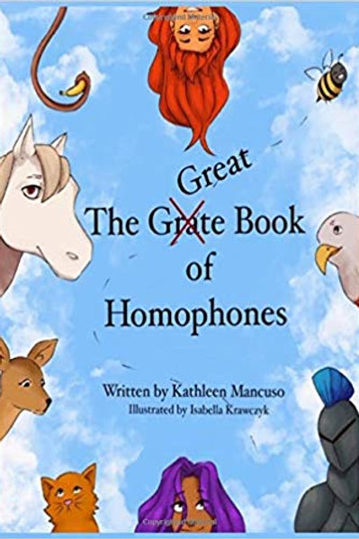 The Great (Grate) Book of Homophones