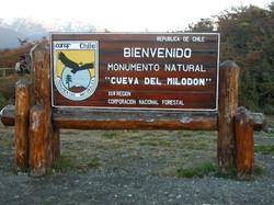 MON. NAT. CUEVA DEL MILODÓN | CHILE