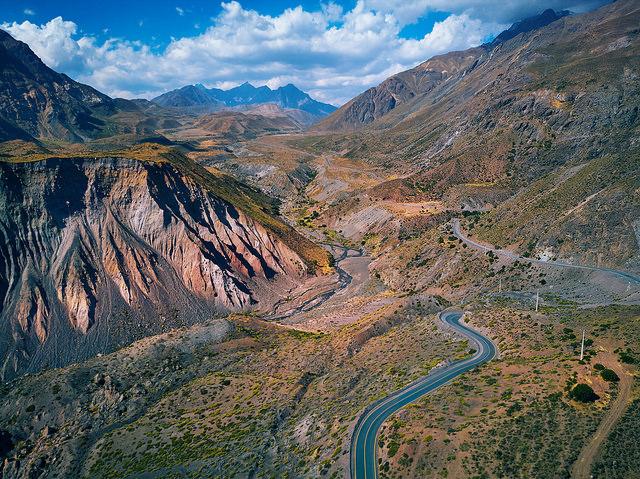 Viajes Chile - Cajón del Maipo
