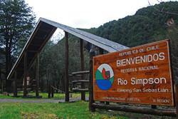 RESERVA NACIONAL RÍO SIMPSON | CHILE