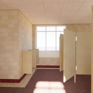 Men's Restroom #2