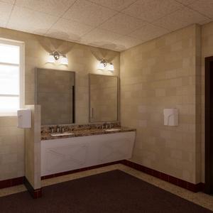 Men's Restroom #1