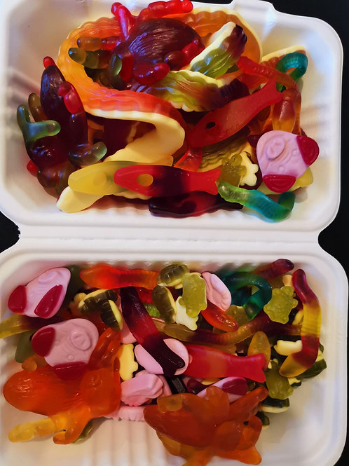 1kg of 'I'm a Celebrity get me out of here' pick n mix