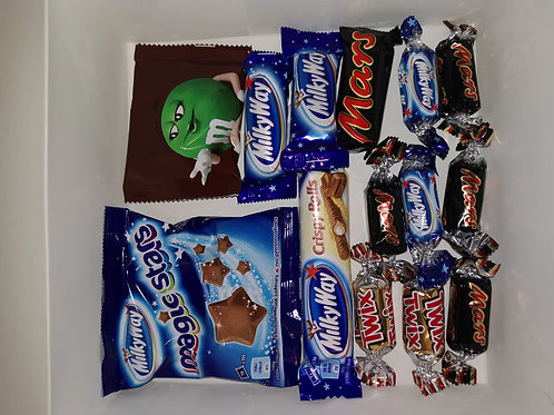 Milkyway and friends