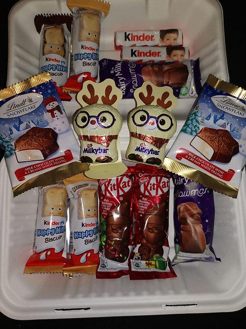Children's chocolates box