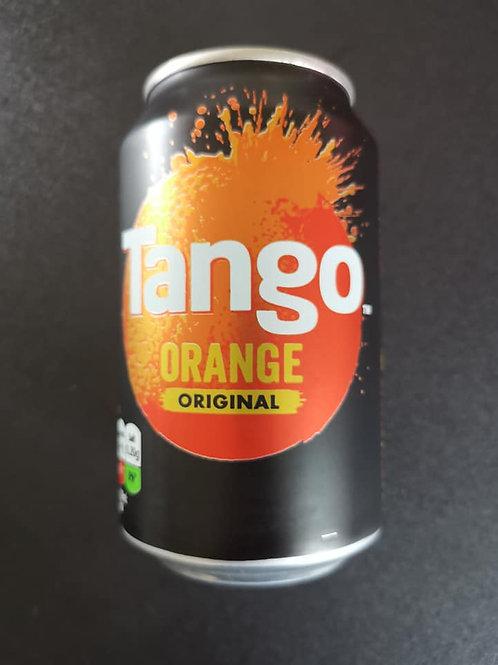 330ml Orange Tango can