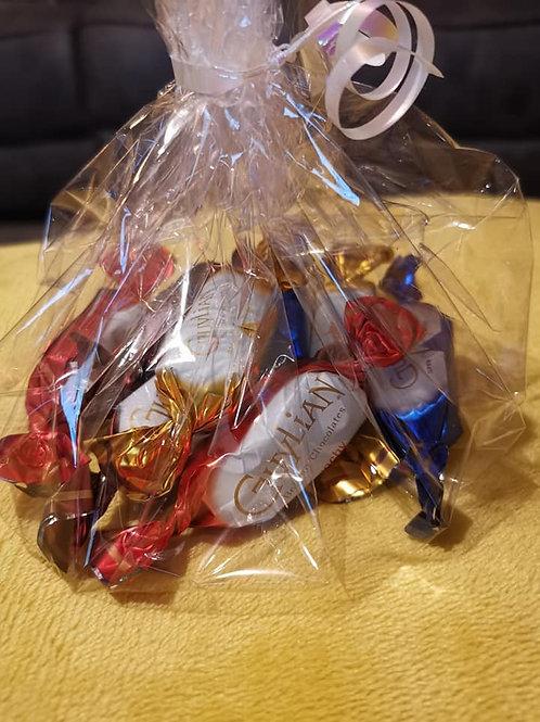 Mini Guylian chocolates
