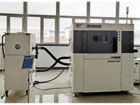 Технологии Farsoon способствуют успешным разработкам высокотемпературного титанового сплава TA32.