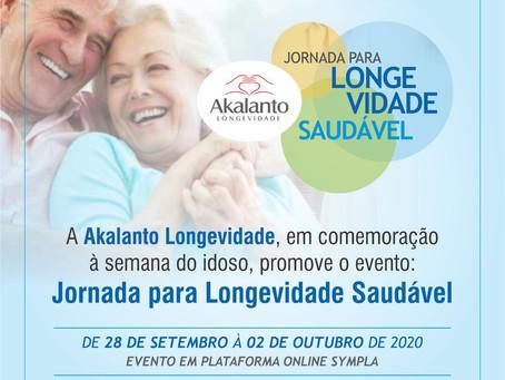 Jornada Para Longevidade Saudável é assunto em Revistas de Portugal