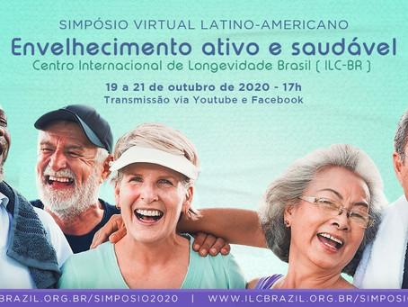 Simpósio Virtual Latino-Americano coloca em pauta:Estamos prontos para a Revolução da Longevidade?