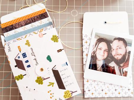 Tutorial   Mini Travel Photo Box